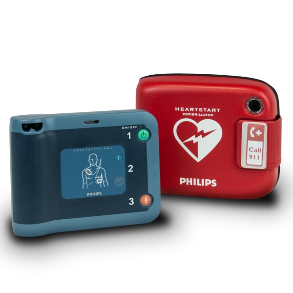 Philips HeartStart FRx AED Defibrillator - 861304