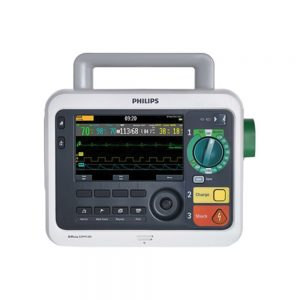 ECG Monitor for Ambulance by Philips