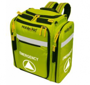 High Visibility Emergency BackPack by MobileAid