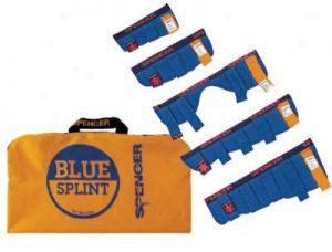 Blue Splint by Spencer